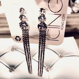 NWT Icing Earrings